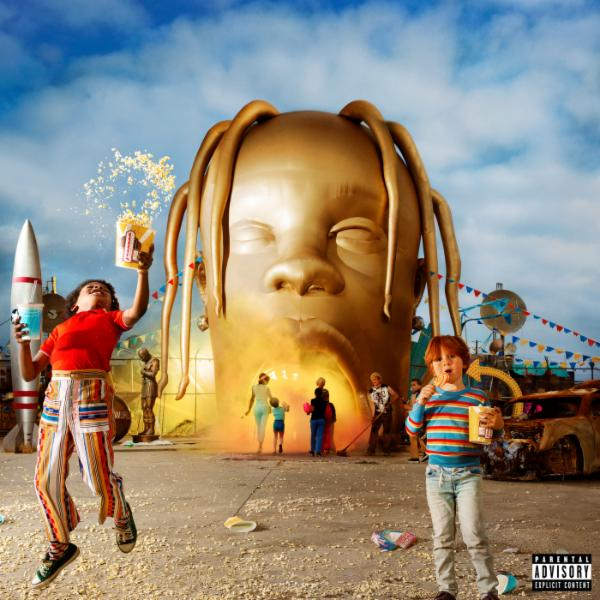 Art for CAN'T SAY [Explicit] by Travis Scott