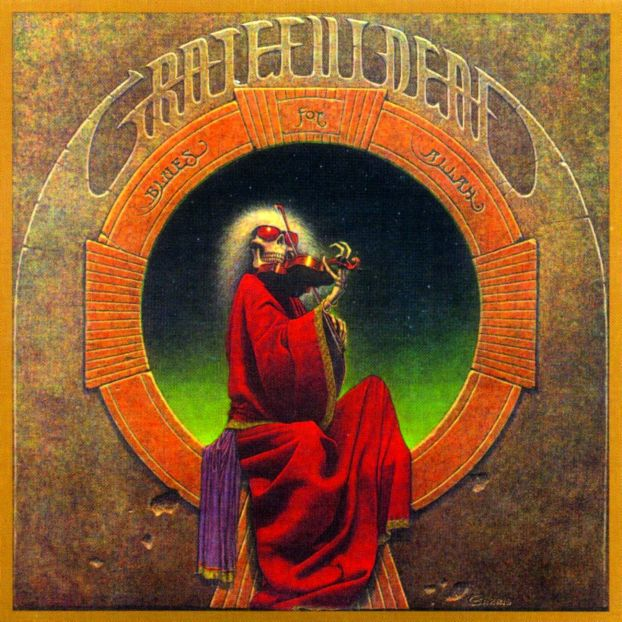 Art for Franklin's Tower by Grateful Dead