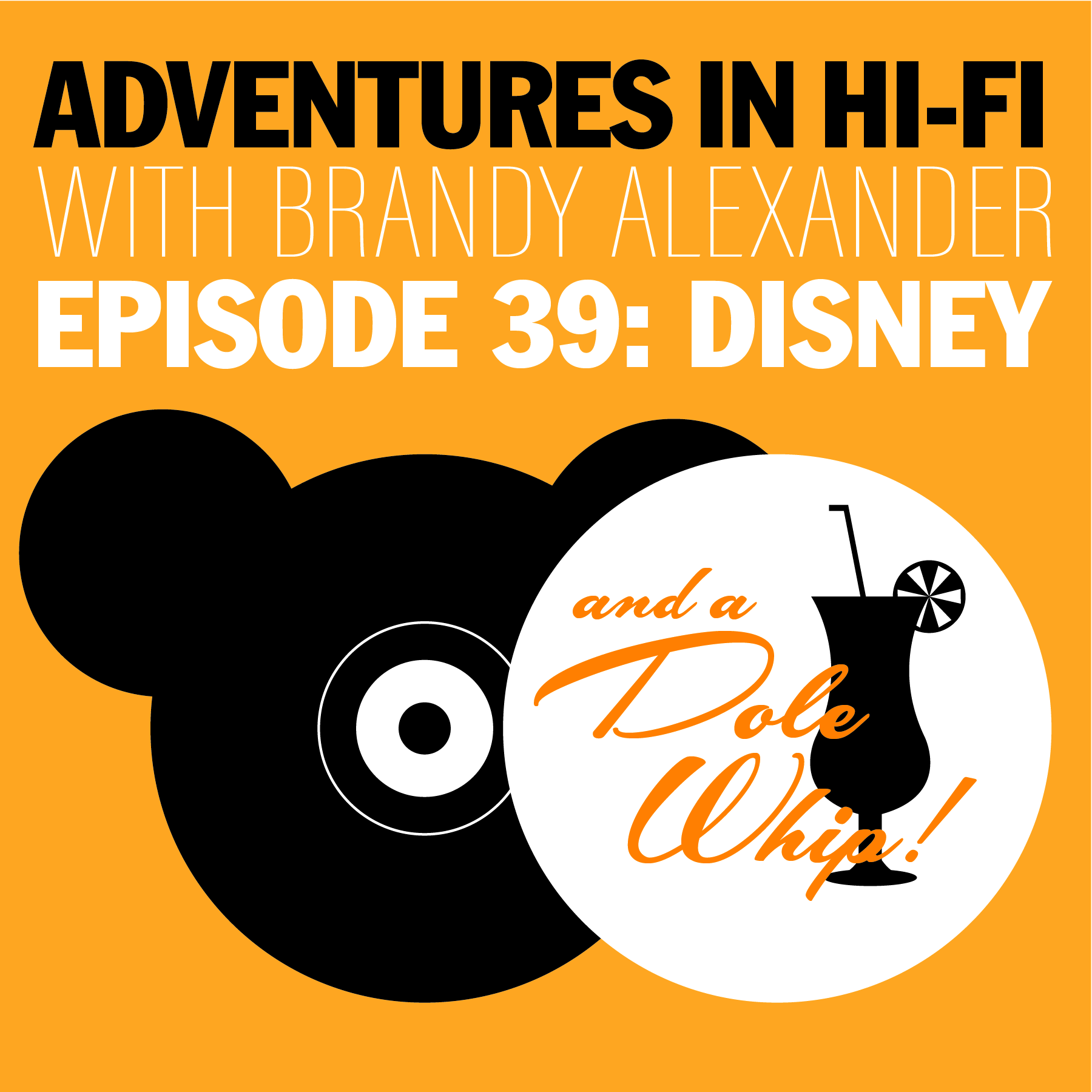 Art for Thanks for Listening to Adventures in Hi-Fi! by Brandy Alexander