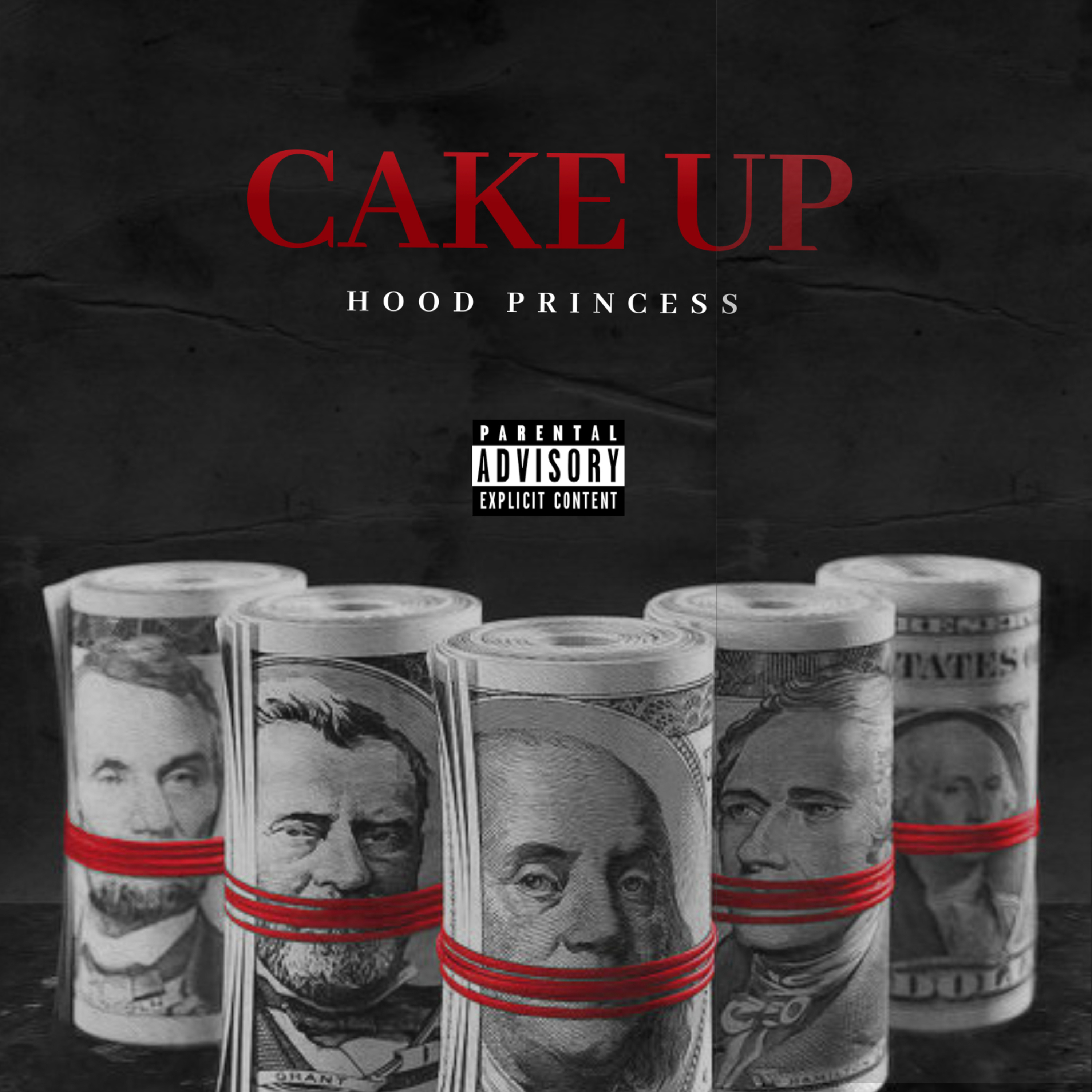 Art for Cake Up by Hood Princess