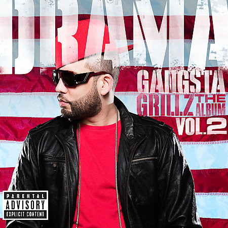 Art for Oh MY by DJ Drama
