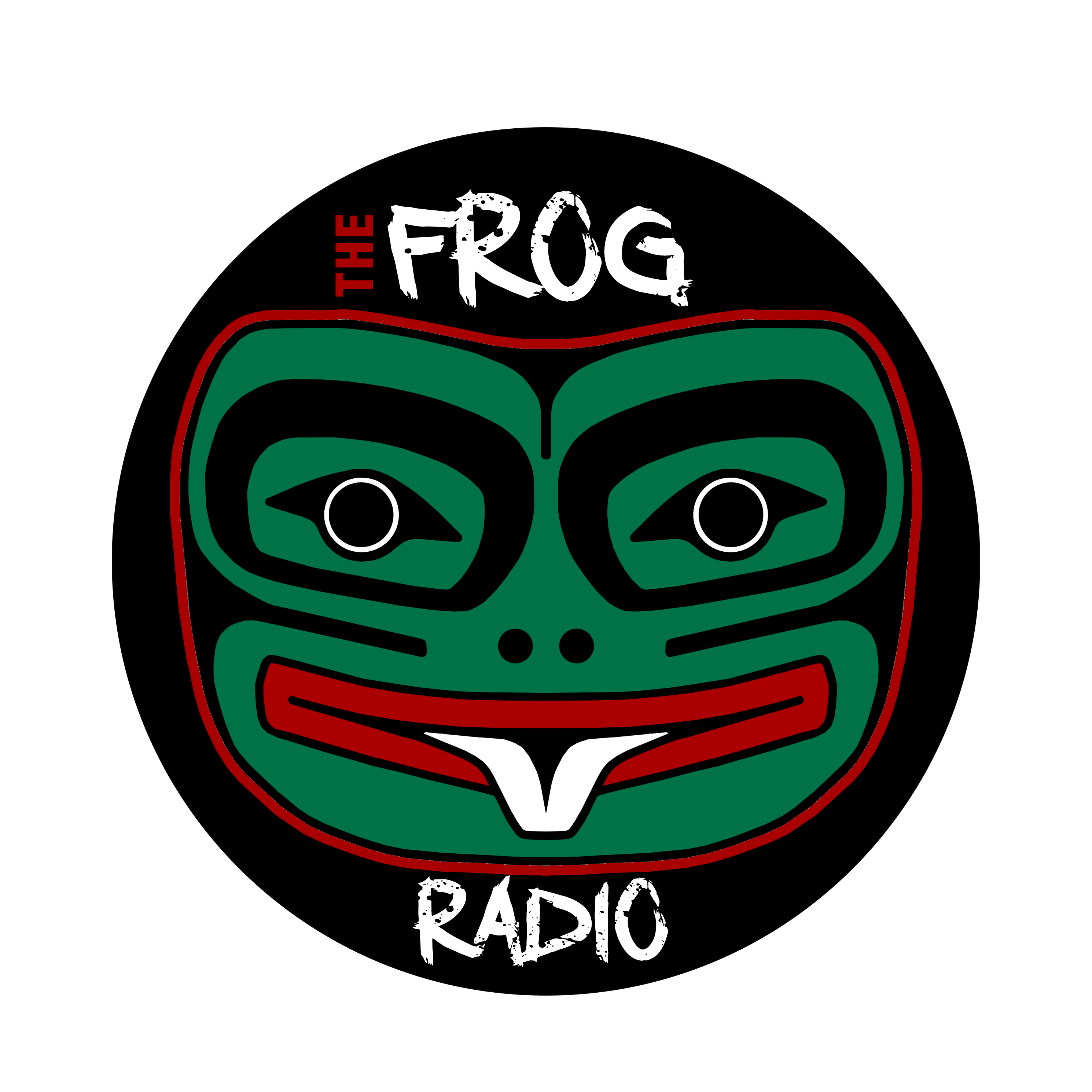 Art for You're listening to by The Frog Radio