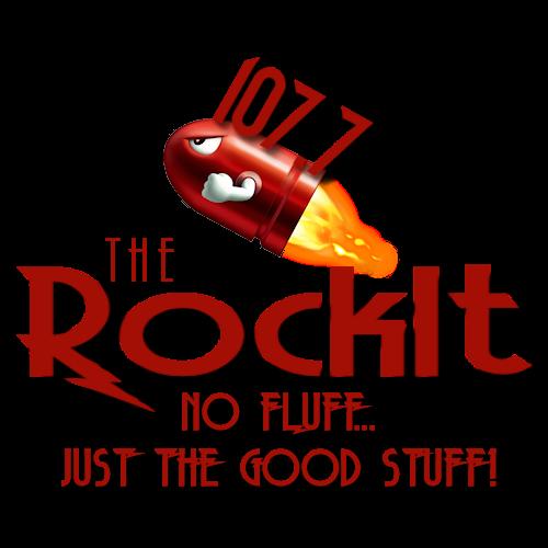 Rock 107 logo