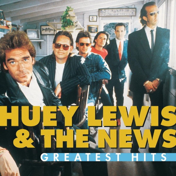 Art for Heart and Soul by Huey Lewis & The News