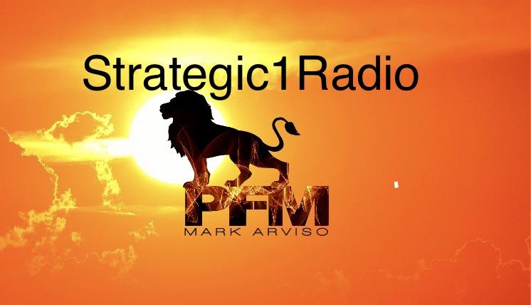 Strategic1Radio logo