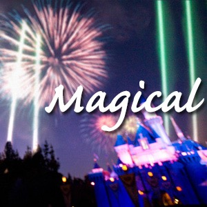 Art for Magical! by Disneyland