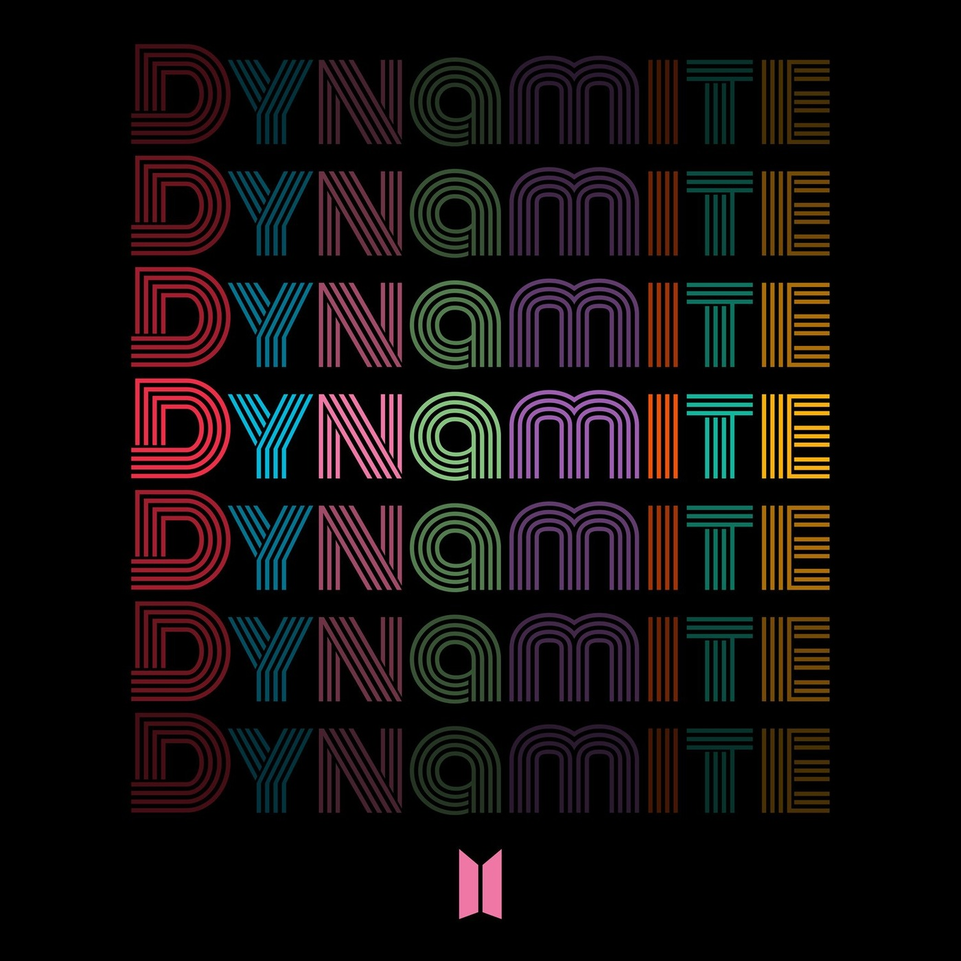 Art for Dynamite (Clean) by BTS