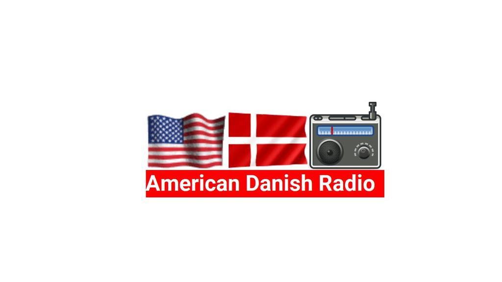 AmericanDanishRadio  logo