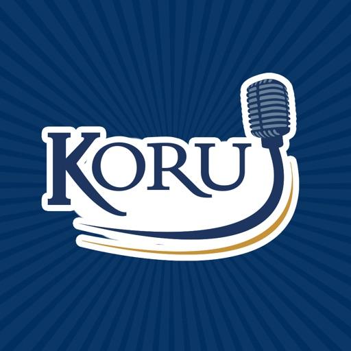 KORU Campus Radio logo