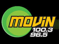 Movin - The Dance & Skate Station! logo