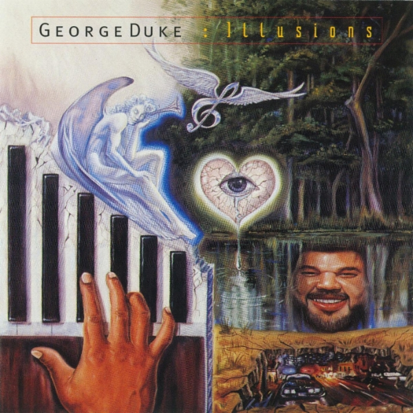 Art for No Greater Love (Album Version) by George Duke