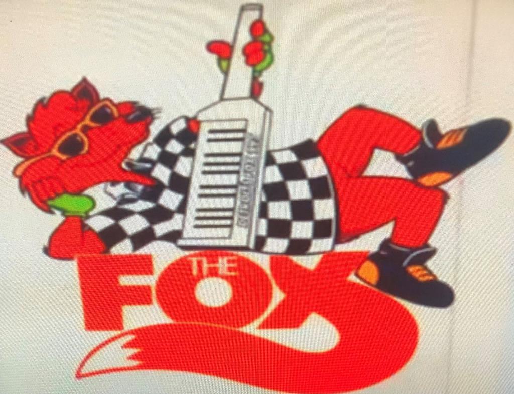Hit Radio The Fox logo