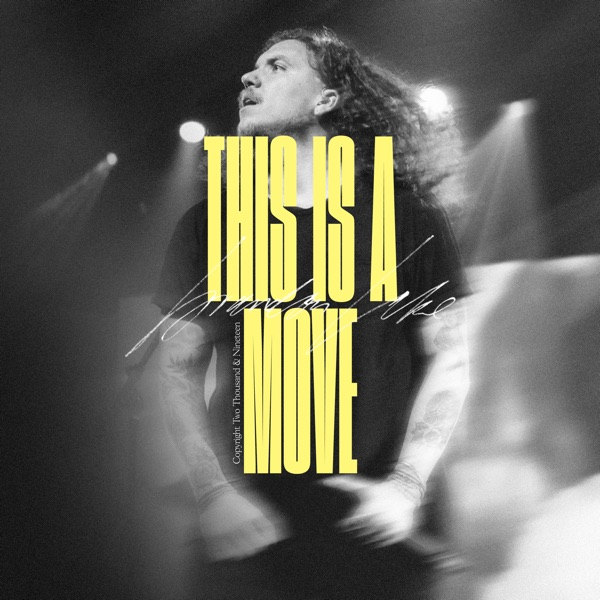 Art for This Is a Move (Live) by Brandon Lake