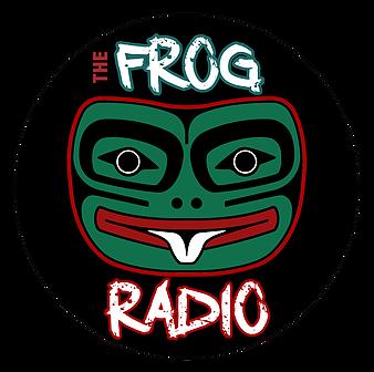 The Frog Radio logo