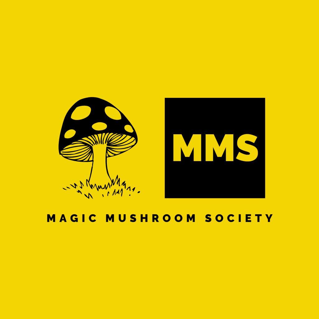 Magic Mushroom Society logo