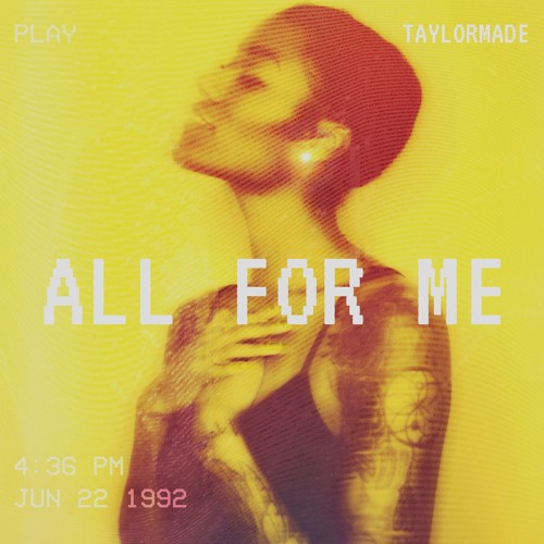 Art for All For Me by TAYLORMADE