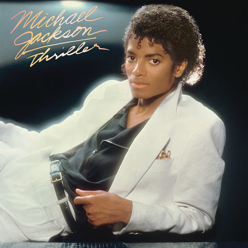 Art for Thriller by Michael Jackson