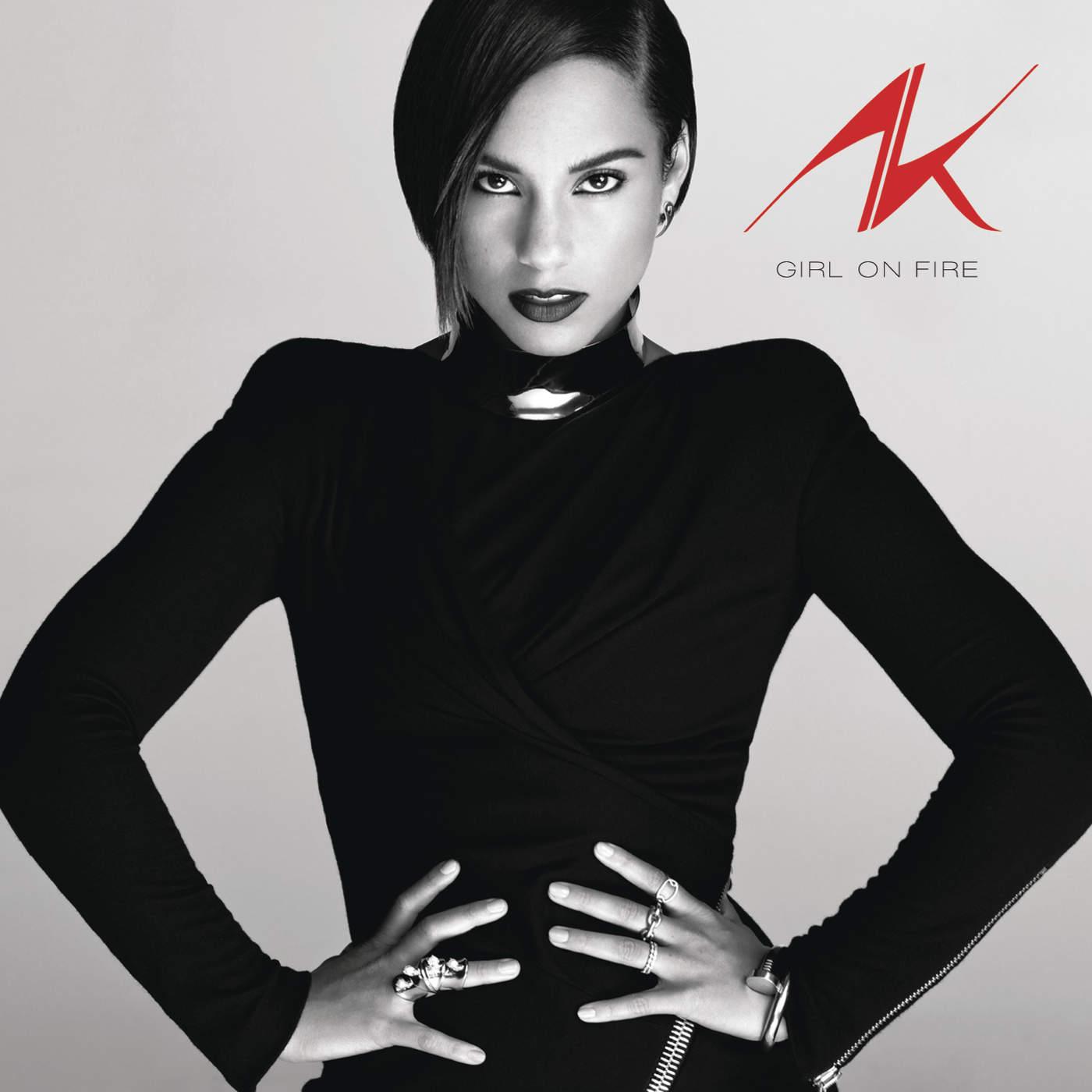 Art for Girl On Fire (feat. Nicki Minaj) [Inferno Version] by Alicia Keys
