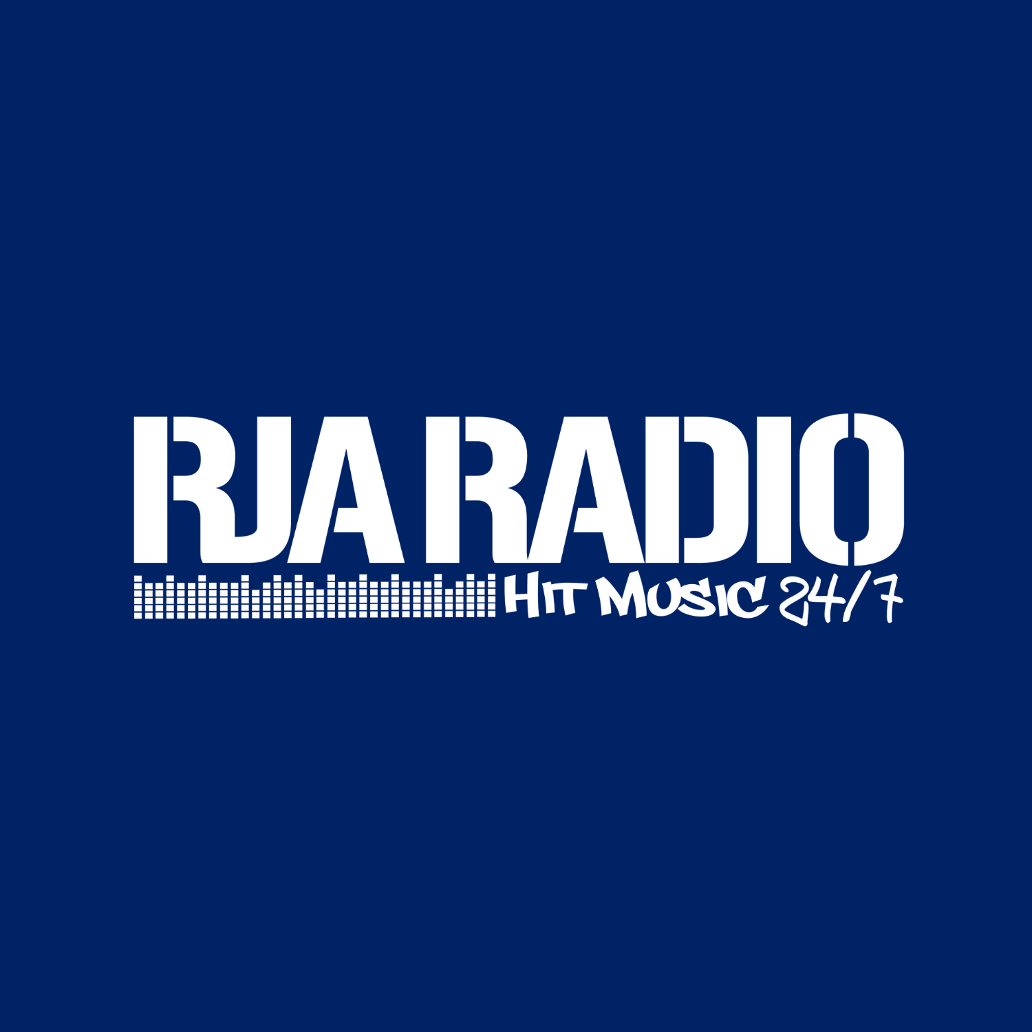 Art for We Play The Hits 24/7 by RJA RADIO