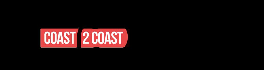 Coast 2 Coast Radio logo