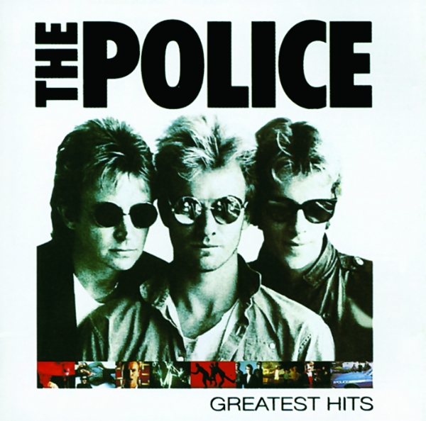 Art for Invisible Sun by The Police