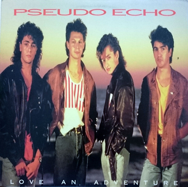 Art for Living In A Dream by Pseudo Echo