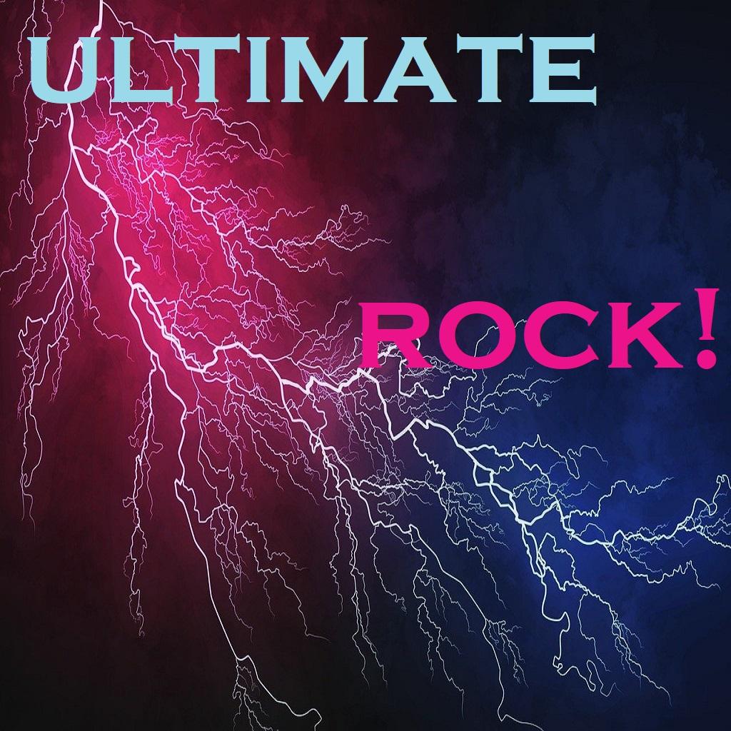 Ultimate Rock! logo
