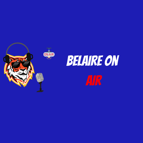 Belaire on Air logo