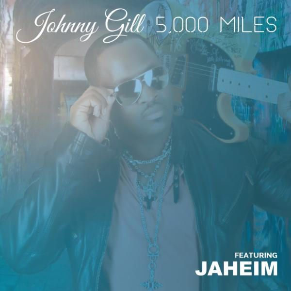 Art for 5000 Miles [feat. Jaheim] by Johnny Gill