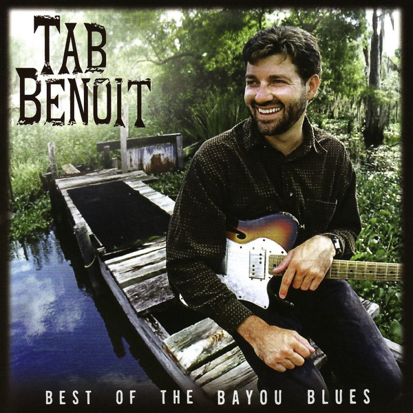 Art for Drownin' On Dry Land by Tab Benoit