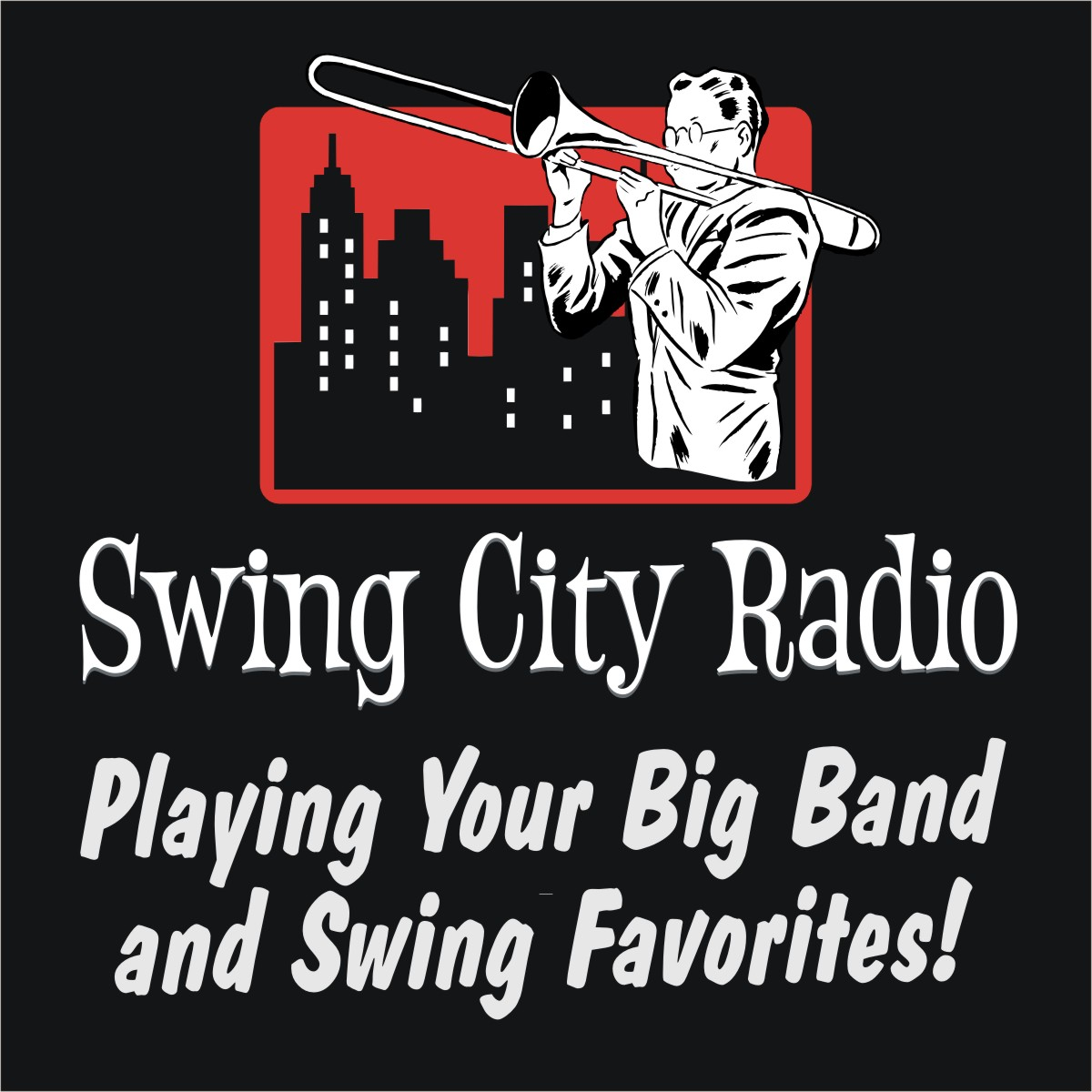 Swing City Radio logo