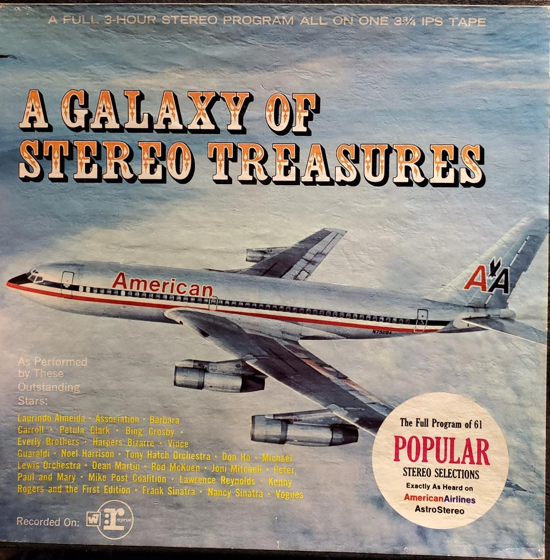 Art for Leavin' On A Jet Plane by Peter, Paul and Mary // American Airlines Popular Program Vol 64 (Single)
