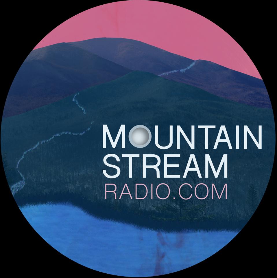 Mountain Stream Radio logo