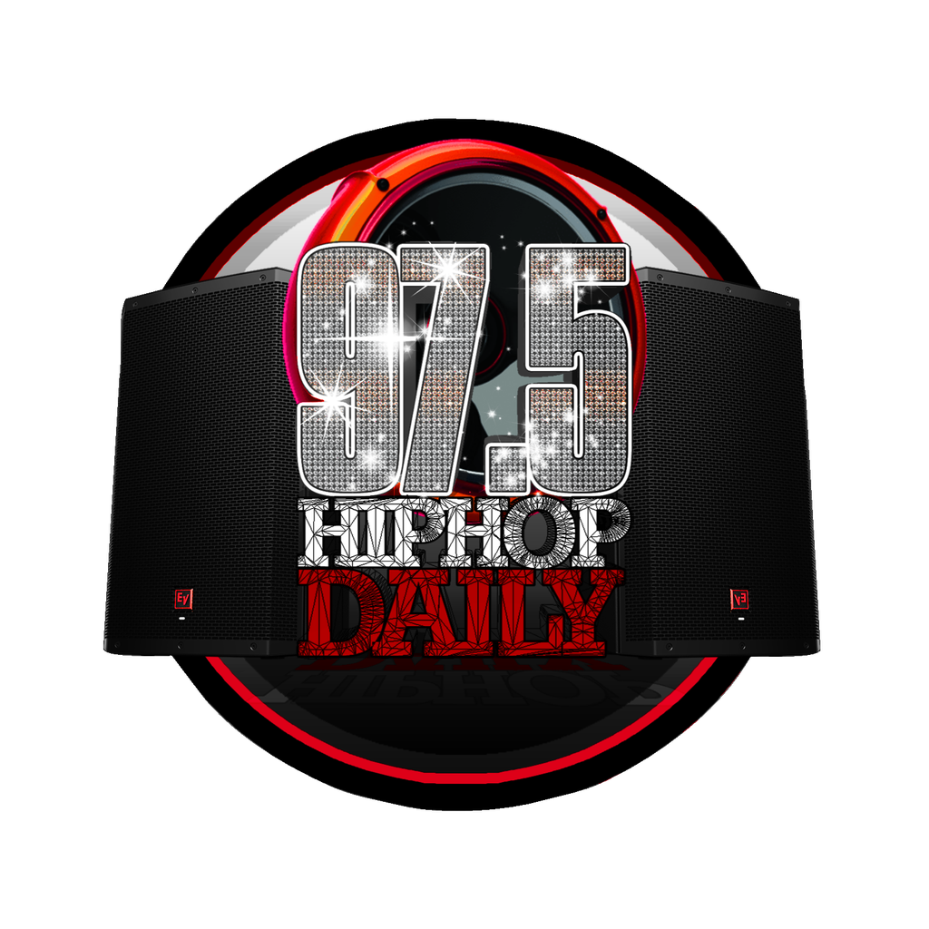 97.5 HIPHOP DAILY logo