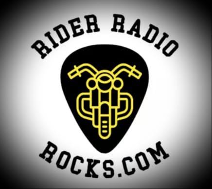 RiderRadioRocks.com logo