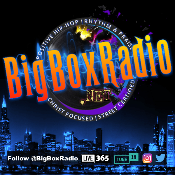 @BigBoxRadio   The BOX (WBBR-DB) logo