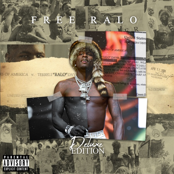 Art for Stop Playing (feat. 24 Heavy & Lil Marlo) by Ralo