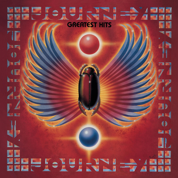Art for Girl Can't Help It by Journey