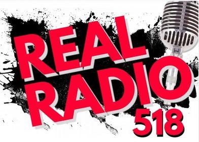 Real Radio 518 logo