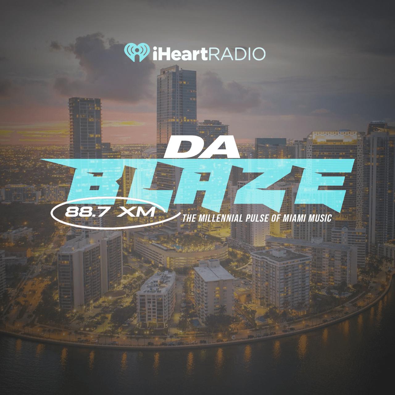Art for DA BLAZE 88.7 XM iHeartRadio Drop  by DRUMMABOY