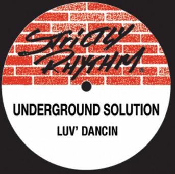Art for Luv Dancin' (feat. Jasmine) (Egotrip Mix) by Underground Solution, Jasmine