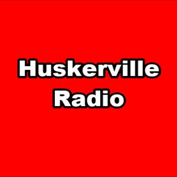 Huskerville Radio  Lincoln Ne. logo