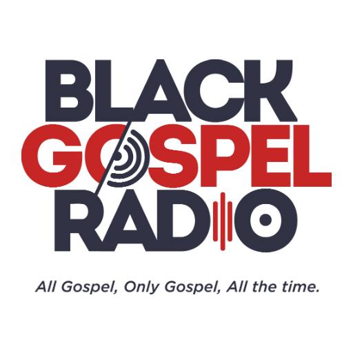 Black Gospel Radio 365 logo