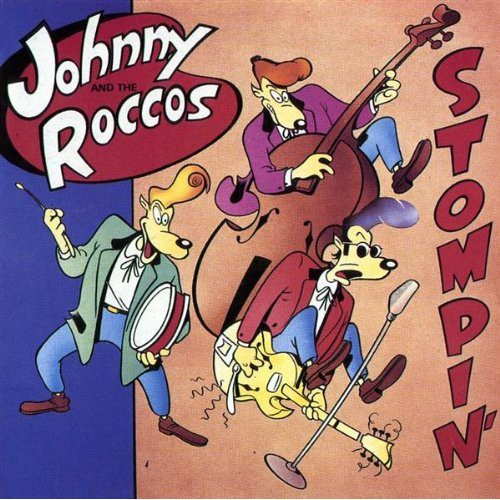 Art for Walkin' Out On My Blues by Johnny & The Roccos