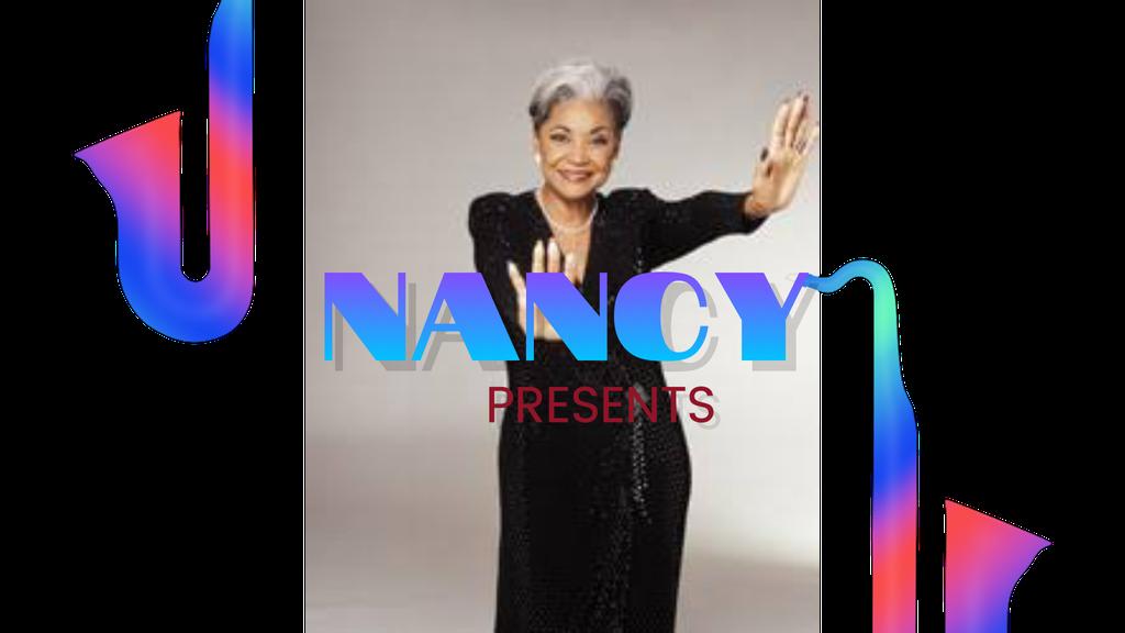 NANCY PRESENTS logo