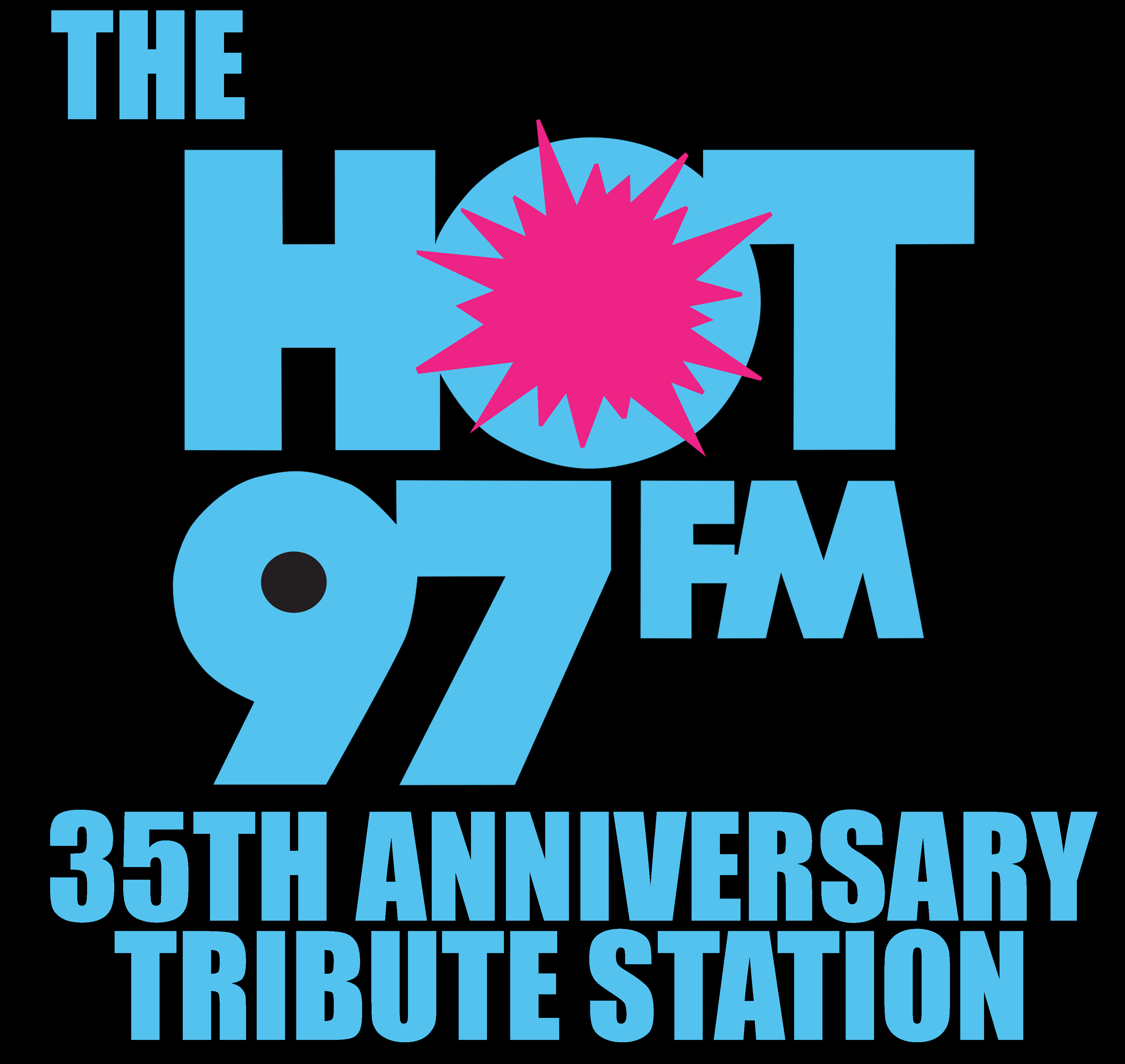 HOT 97 Tribute Station logo