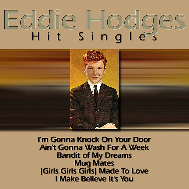 Art for I'm Gonna Knock on Your Door by Eddie Hodges