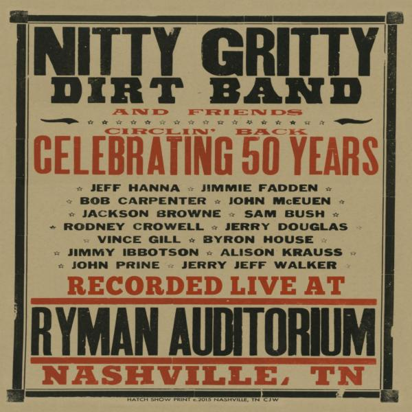 Art for Mr. Bojangles (feat. Jerry Jeff Walker) [Live] by Nitty Gritty Dirt Band