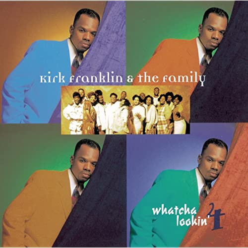 Art for Let Me Touch You by Kirk Franklin