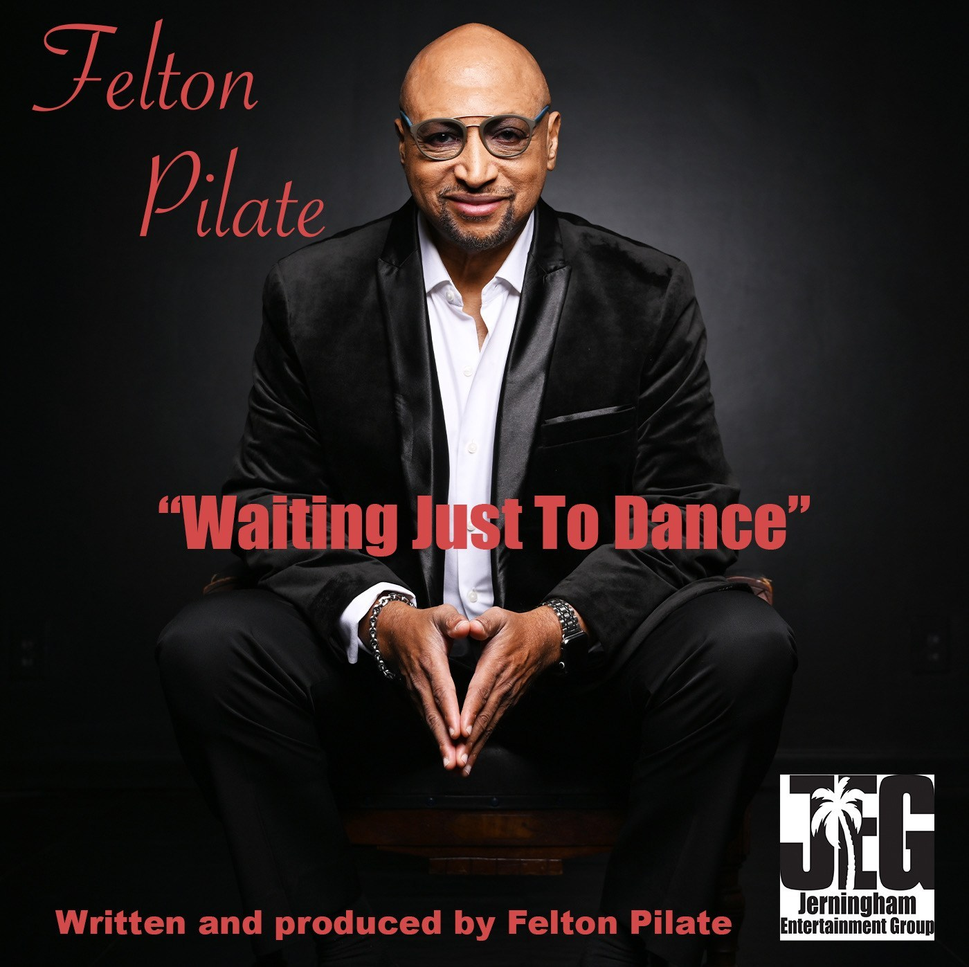 Art for Waiting Just to Dance by Felton Pilate